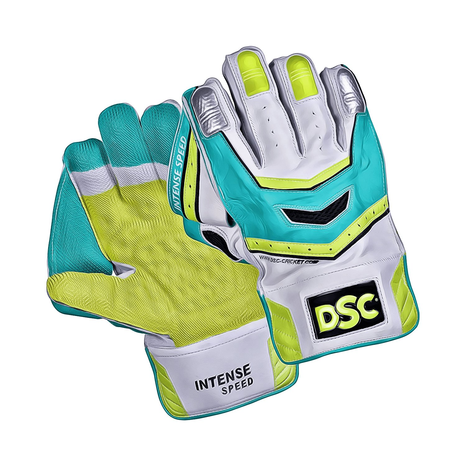 DSC Intense Speed Cricket Wicket Keeping Gloves