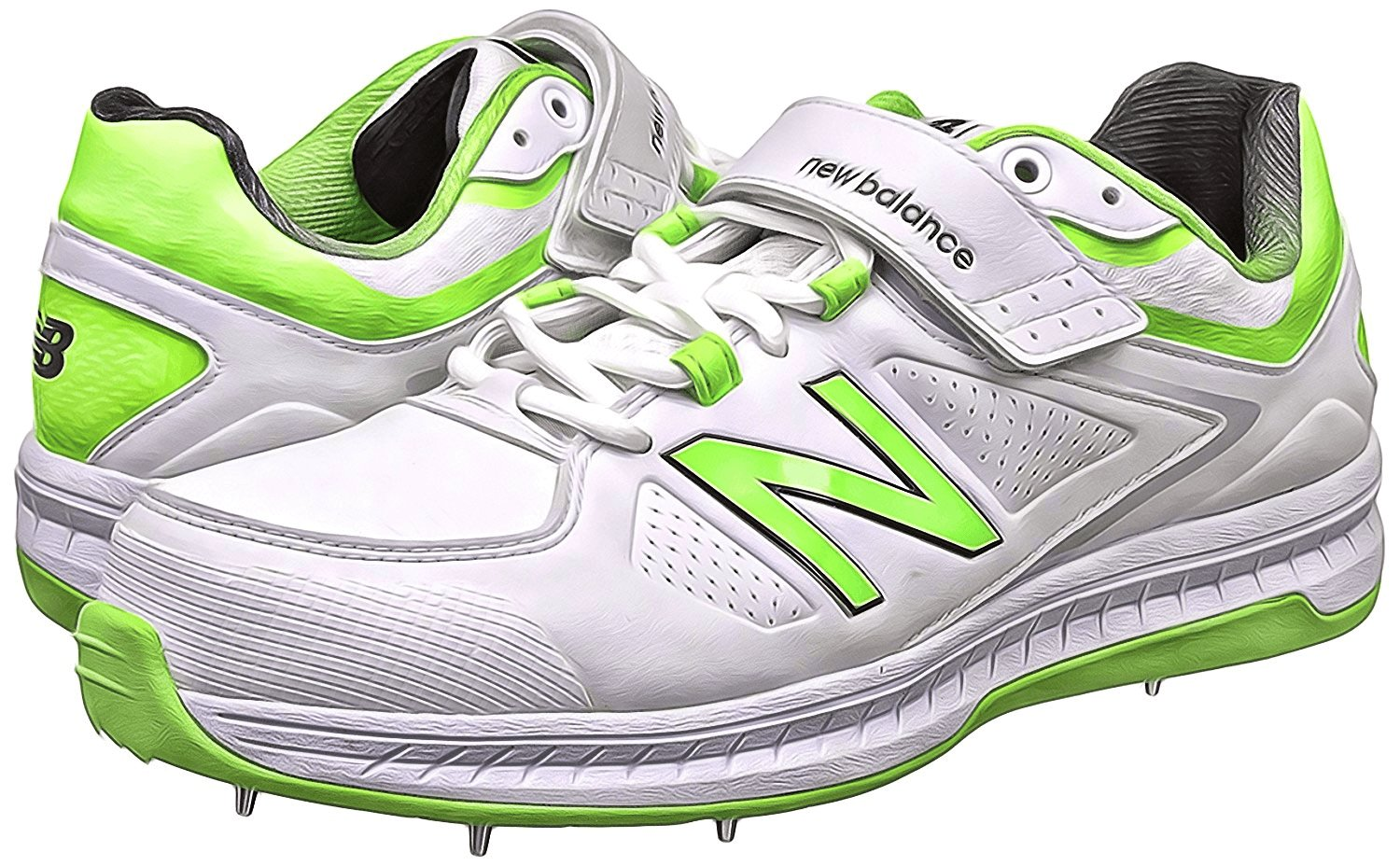 New Balance Full Spike CK4040W3 High Impact Cricket Shoes