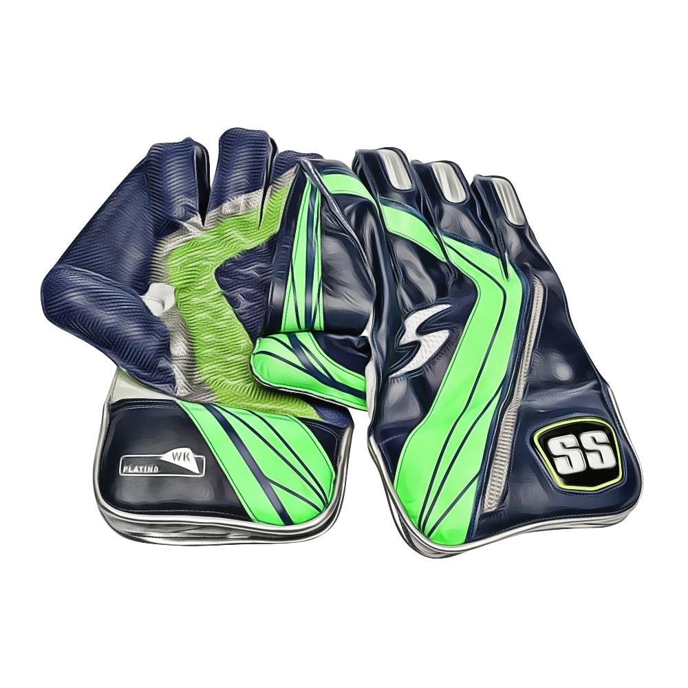 SS Platino Men's Wicket Keeping Gloves