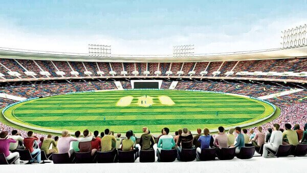 a bangladesh premier league cricket stadium