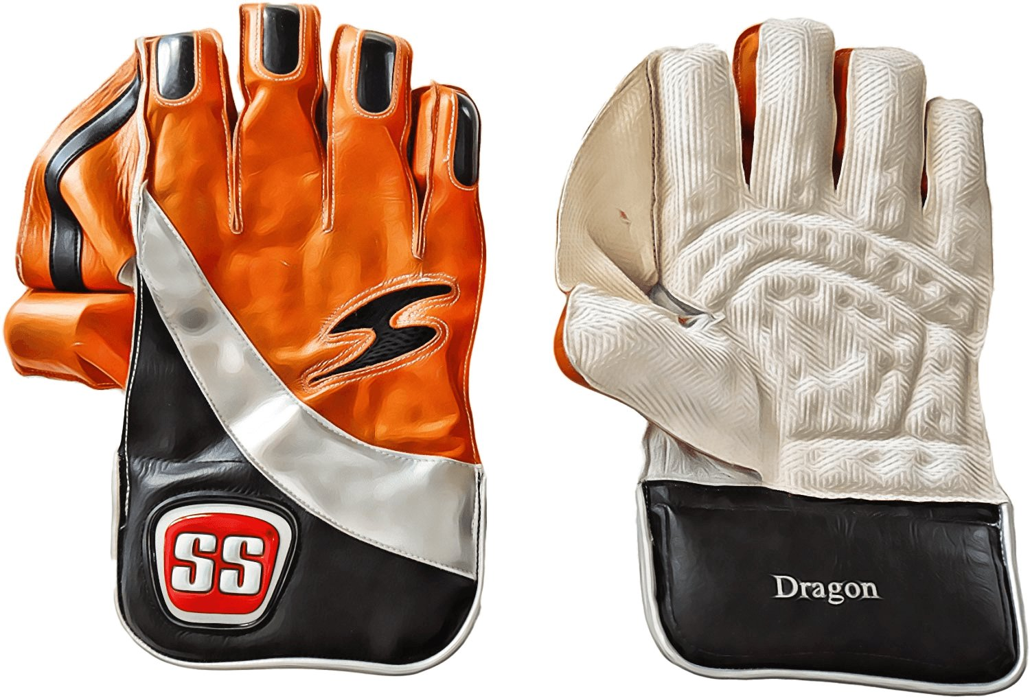 SS Men's Dragon Wicket-Keeping Cricket Gloves