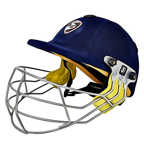 SG Smart Cricket Helmet