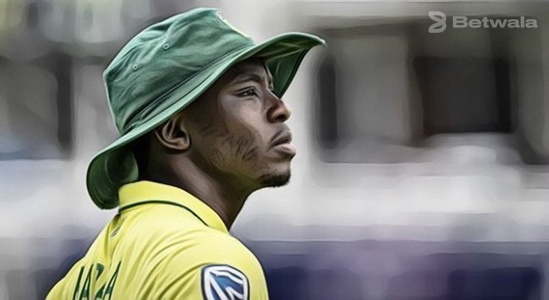 Rabada Said There Are Lessons in World Cup Flop