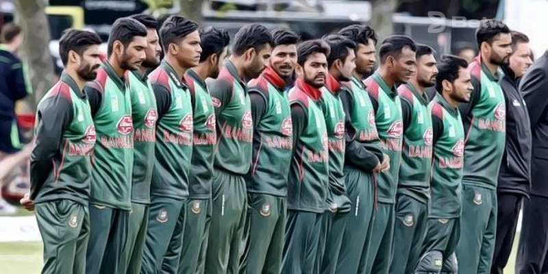 BCB Announced Squad For Sri Lanka Tour