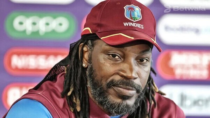 Gayle Moved His Int'l Retirement After India Series