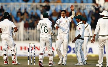 Bangladesh Fights Back Against Pakistan in Test Series