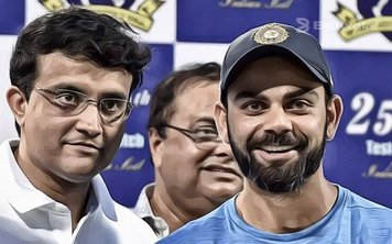 Ganguly Calls Kohli as 'Most Important Man in Indian Cricket'