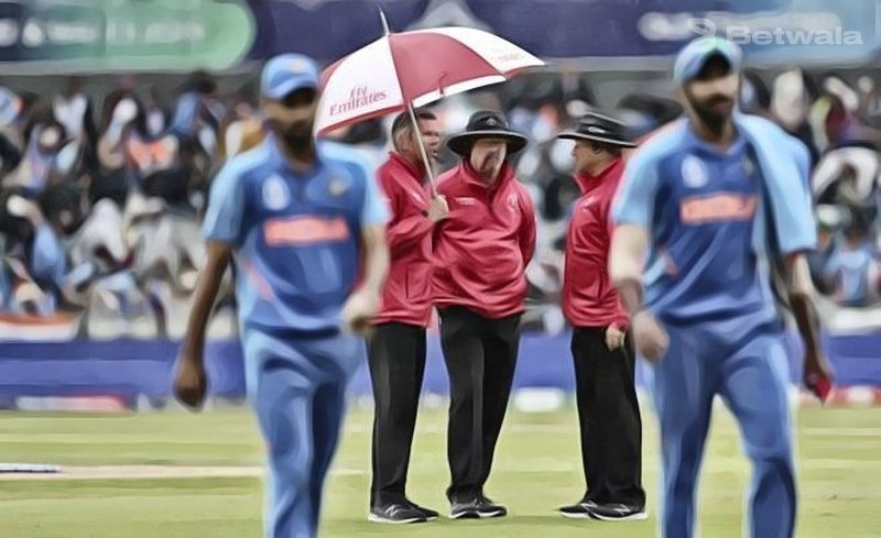 Rain Postpones First Semi-final Match