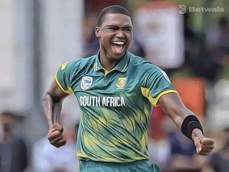 Ngidi Fit to Play in New Zealand Match