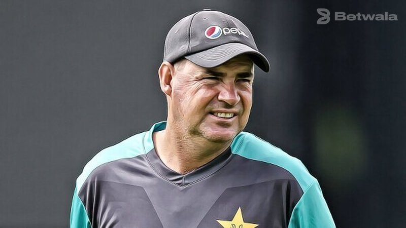 Pakistan Coach Disappointed India Lost to England