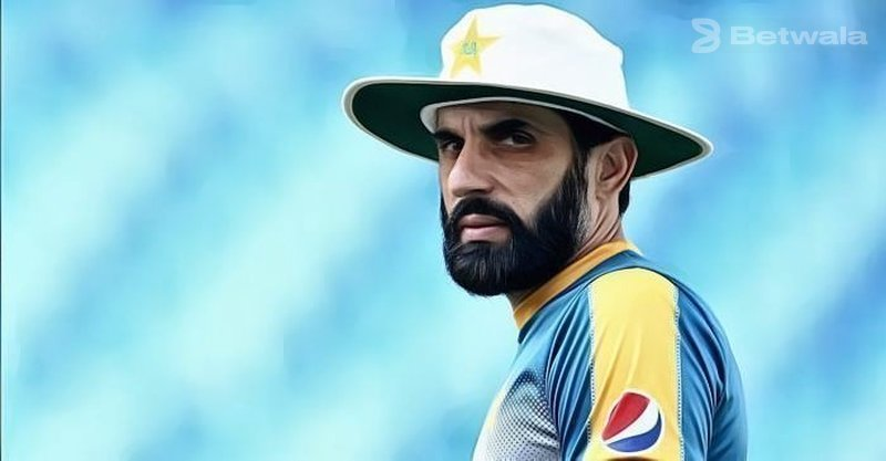 Misbah-ul-Haq Disappointed by Some Pakistan Players