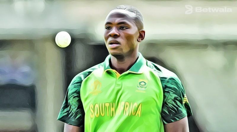 Rabada Looks Back on South Africa's Previous Tour of India