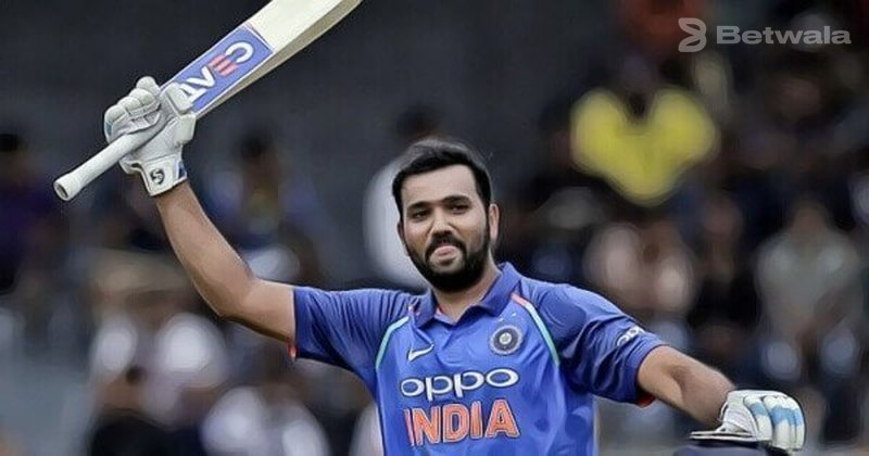 Rohit Sharma Inspires India with His Skills
