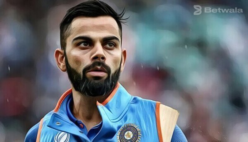 Kohli Became The Fastest to Reach 20,000 Int'l Runs