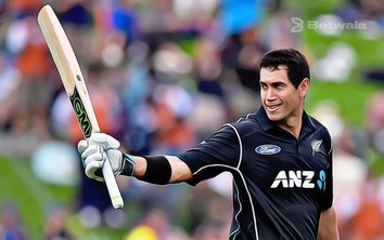 Ross Taylor Remains Hopeful on Series Against India