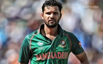 Mortaza Said They Need Their A-Game Against India