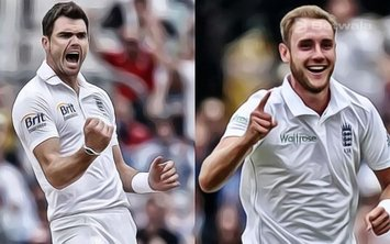 Harmison Said Anderson and Broad Are Key to Ashes
