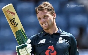 Jos Buttler Deemed Fit To Play Against Windies