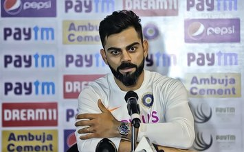 Virat Kohli Speaks About Mental Health Issues