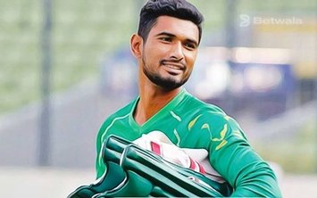Mahmudullah Available for Tour of Pakistan