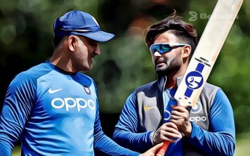 Kohli Feels it is Time for Pant to Take Control