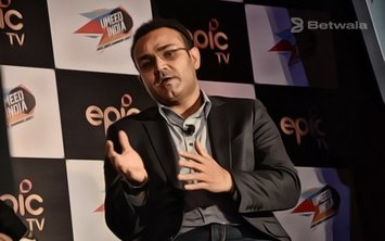 Virender Sehwag Credits His Success to Sourav Ganguly