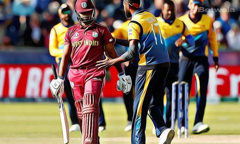 West Indies Set to Tour Sri Lanka in February