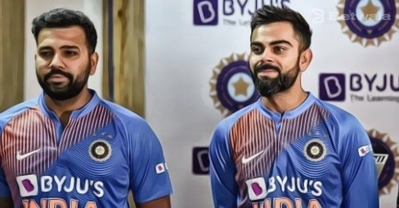India Cricket Team Launches New Team Jersey