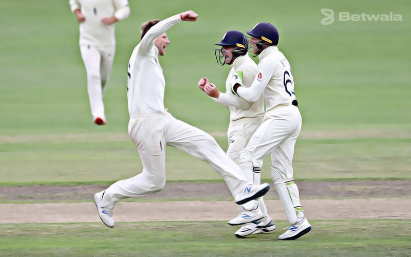 Joe Root Took Four Wickets Against South Africa