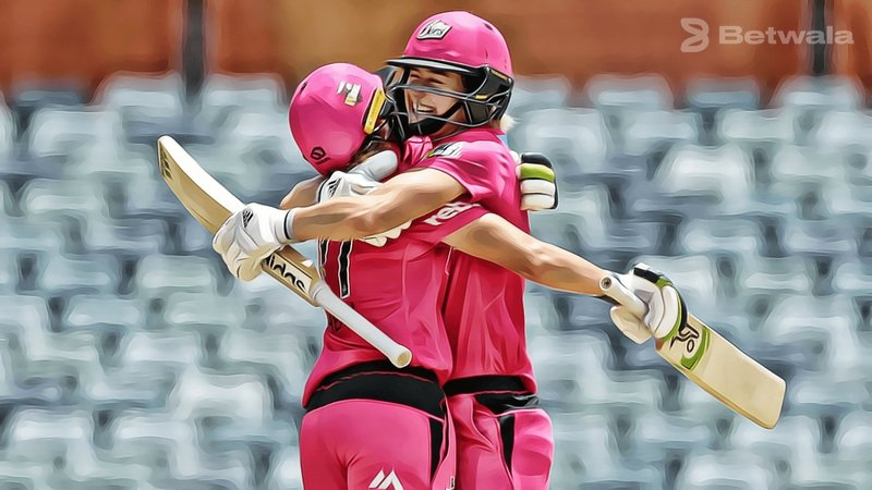 Ellyse Perry, Alyssa Healy Win ICC Awards