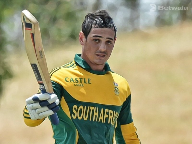Quinton de Kock Says that Captaincy is a Stepping Stone