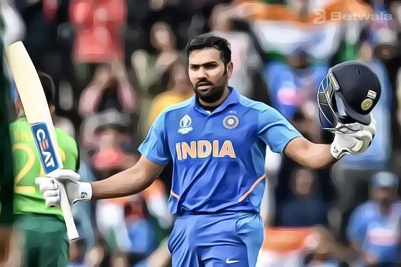 Rohit Sharma Seals His Position As Test Opener