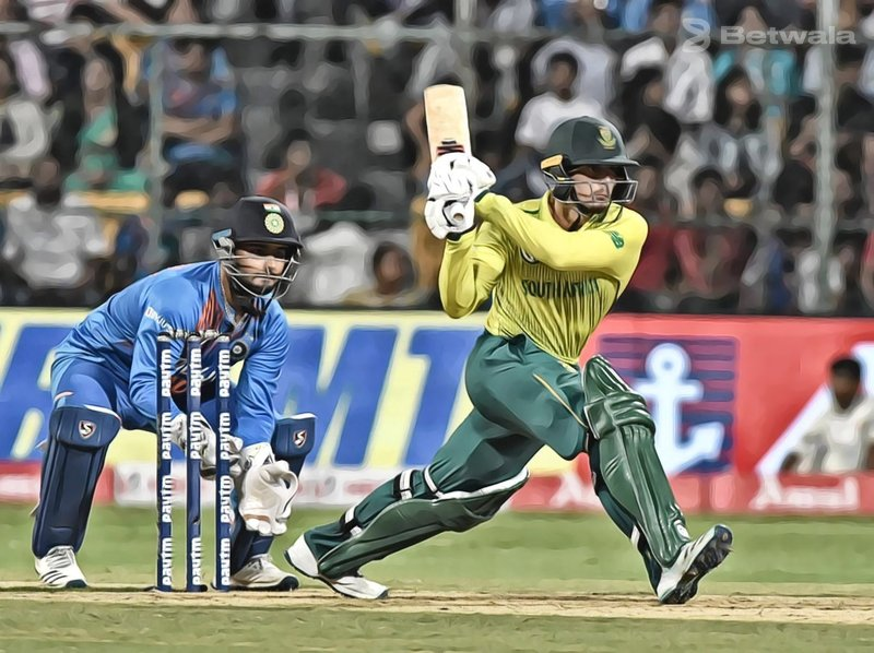 India vs. South Africa ODI Series Rescheduled Amid COVID-19