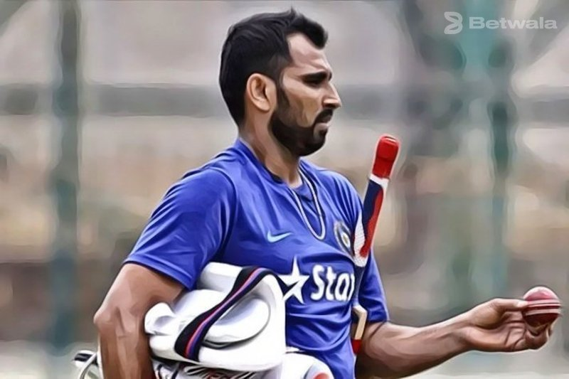 BCCI Takes No Action Against Mohammed Shami