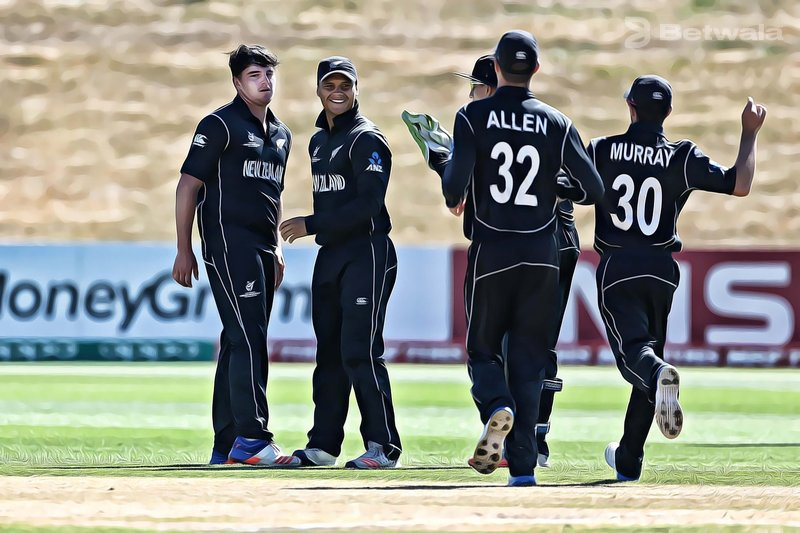 Jesse Tashkoff Appointed as New Zealand U19 World Cup Captain