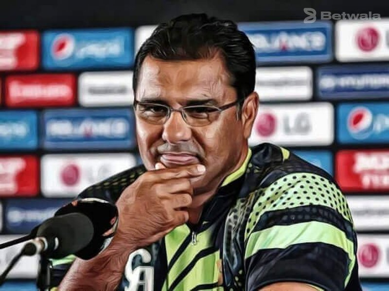 Waqar On Massive Difference Between India and Pakistan