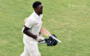Kevin Kasuza Out of Test Squad Against Sri Lanka
