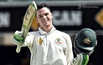 Handscomb Finally Picked For Australia's World Cup Squad