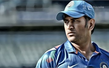 MS Dhoni Might Not Play In T20I Series Against South Africa