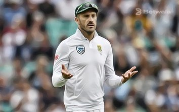 Faf du Plessis Under Fire For His Accusations Towards India