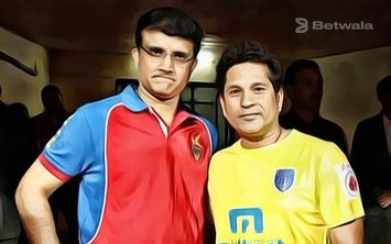 Sachin Tendulkar Has a Request for Sourav Ganguly