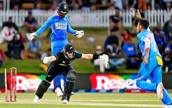 India was Whitewashed in ODI Series Against NZ