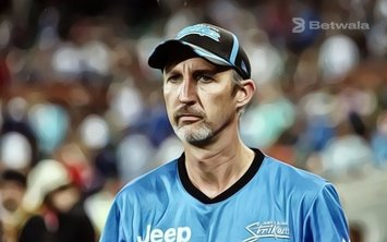 Jason Gillespie Extends Contract With Sussex