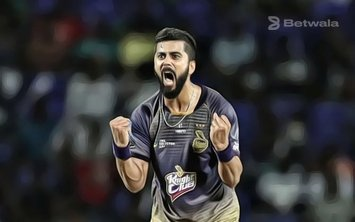 Ali Khan Joins Kolkata Knight Riders