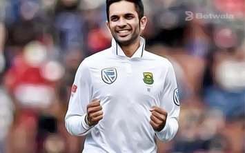 Keshav Maharaj Ruled Out Due to Injury