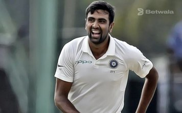 Ashwin Ranked in the Top Ten Test Bowlers