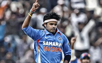 Sreesanth Wants 100 Wickets in Test Cricket