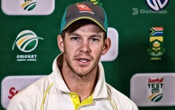Tim Paine Reveals Injury During Oval Test