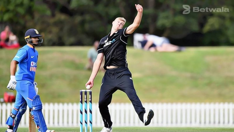 Kyle Jamieson's Test Debut on Two-Match Series Against India