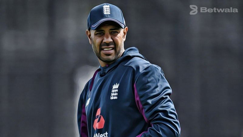 Jeetan Patel England's New Spin-Bowling Consultant